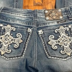 Miss Me Jeans 31 Bootcut